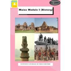 Mains Module I (History)