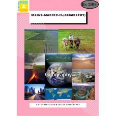 Mains Module II (Geography)