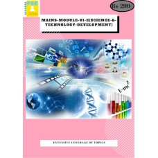 Mains Module VI E(Science & Technology Development)