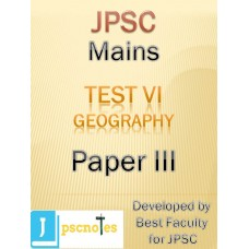 JPSC Mains Test 6