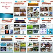 Jkpsc Detailed Complete Prelims Notes-PDF Files