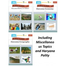 Haryana at Glance- PDF Module