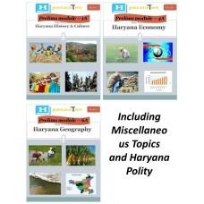 Haryana at Glance- PDF Module