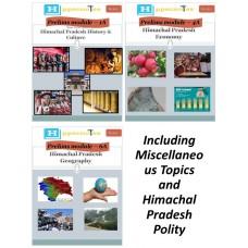 Himachal pradesh at Glance- PDF Module