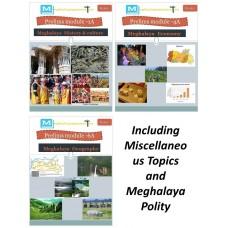 Meghalaya at Glance- Printed Book-with COD Facility