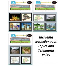Telangana at Glance- Printed Book-with COD Facility