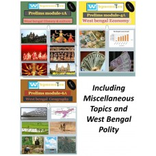 West bengal at Glance- Printed Book-with COD Facility