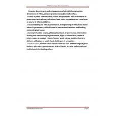 KPSC KAS Mains Paper IV Ethics - Complete- 225 Pages-pdf
