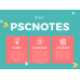 UKPCS Mains test-series and Notes Program
