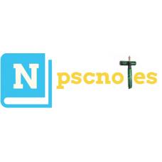 Nagaland PSC Notes