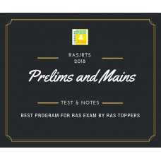 Rasfree Prelims and Mains Tests Series and Notes Program
