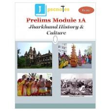 JPSC PDF Module 1A Jharkhand History