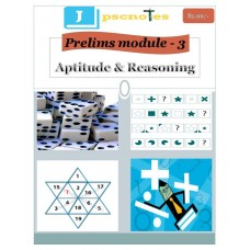JPSC PDF Module 3 Aptitude and Reasoning