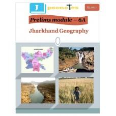 JPSC PDF Module 6A Jharkhand Geography