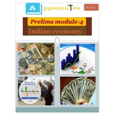 APPSC PDF Module 4 Indian Economy