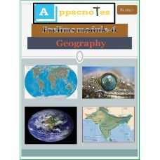 APPSC PDF Module 6 Geography