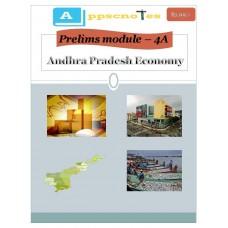 APPSC PDF Module 4A Andhra Pradesh Economy