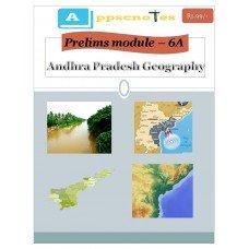APPSC PDF Module 6A Andhra Pradesh Geography