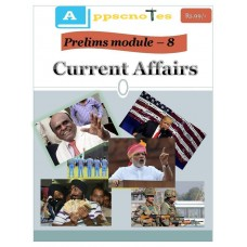 APPSC PDF Module 8 Current Affairs