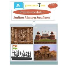 APSC  PDF Module 1 History