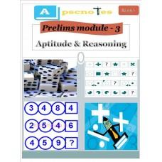 APSC  PDF Module 3 Aptitude and Reasoning