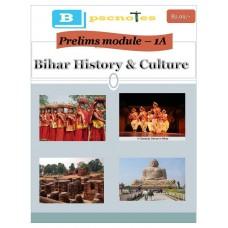 BPSC  PDF Module 1A Bihar History