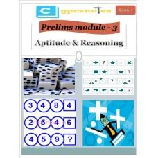 CGPCS  PDF Module 3 Aptitude and Reasoning