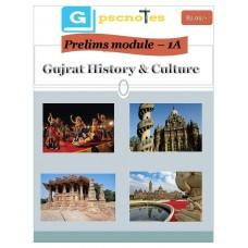 GPSC PDF Module 1A Gujarat History