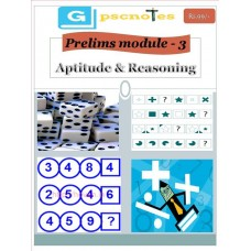 GPSC PDF Module 3 Aptitude and Reasoning