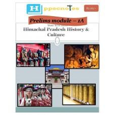 HPPCS  PDF Module 1A Himachal Pradesh History