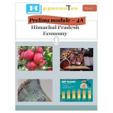 HPPCS  PDF Module 4 Indian Economy