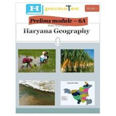 HPCS   PDF Module 6A Haryana Geography