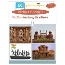 KPSC PDF Module 1 History