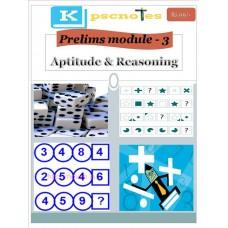 KPSC PDF Module 3 Aptitude and Reasoning