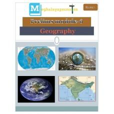MEGHALAYA PDF Module 6 Geography
