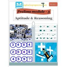 MEGHALAYA PDF Module 3 Aptitude and Reasoning