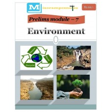 MIZORAM PDF Module 7 Environment
