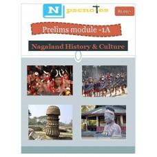 NAGALAND PDF Module 1A Nagaland History