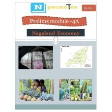 NAGALAND PDF Module 4A Nagaland Economy