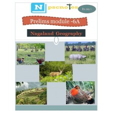 NAGALAND PDF Module 6A Nagaland Geography
