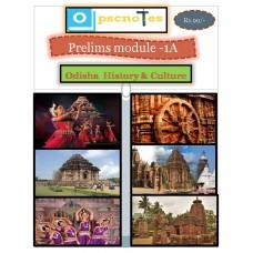 OPSC PDF Module 1A Odisha History