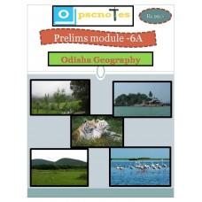 OPSC PDF Module 6A Odisha Geography