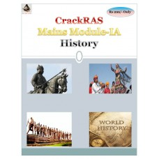 RAS Mains PDF Module 1A- History