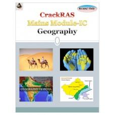 RAS Mains PDF Module 1C-Geography