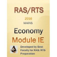 RAS Mains PDF Module IE- Economy