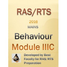 RAS Mains PDF Module III C -Behaviour