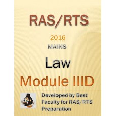 RAS Mains PDF Module III D -Law