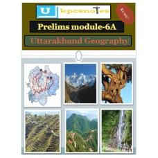 UKPCS PDF Module 6A Uttarakhand Geography