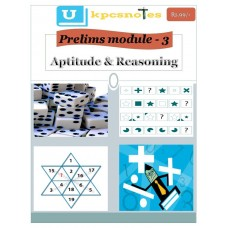 UKPCS PDF Module 3 Aptitude and Reasoning