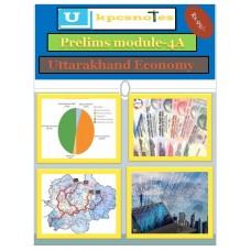 UKPCS PDF Module 4A Uttarakhand Economy
